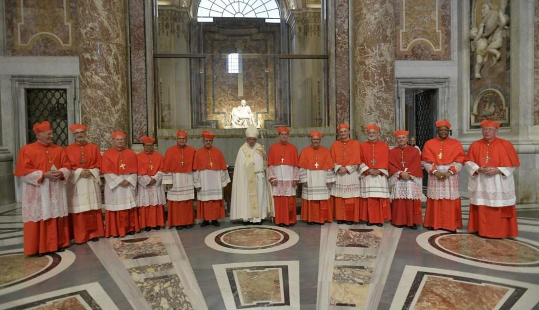 Cardinal Juan: Ours is to sow